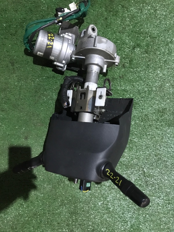 Колонка рулевая Toyota Wish ZGE22W 3ZR-FAE