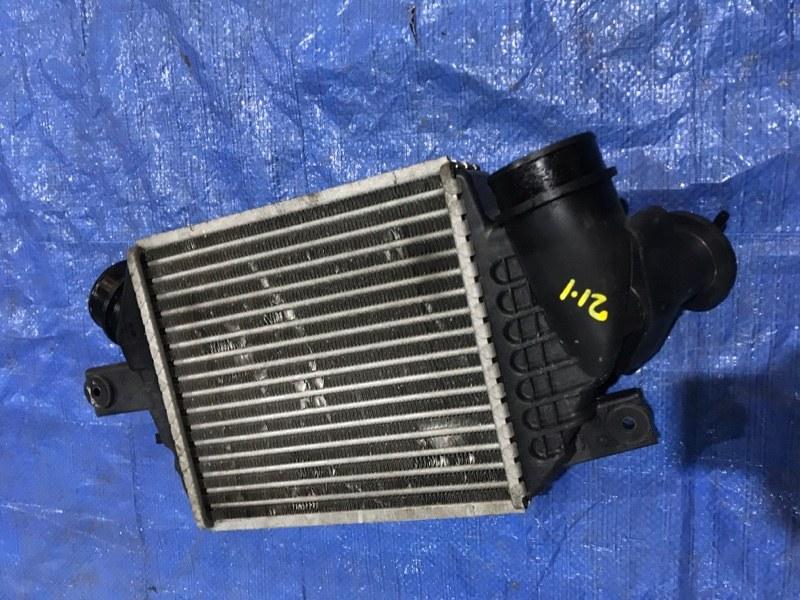 Радиатор интеркулера Subaru Legacy BP5 EJ20-T
