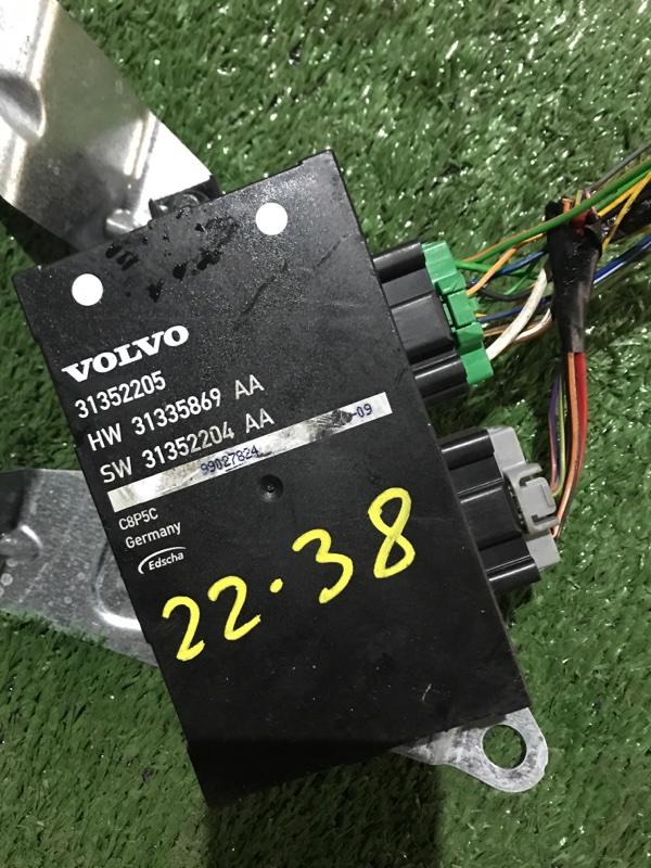 Блок управления Volvo V70 B4204T7 2012