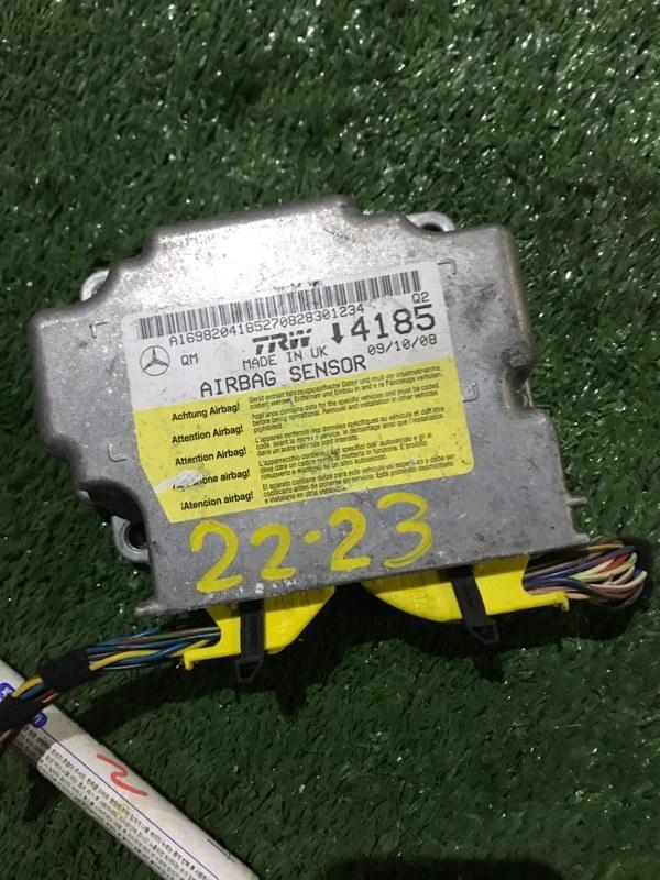 Блок управления airbag Mercedes-Benz B200 B170 266.940
