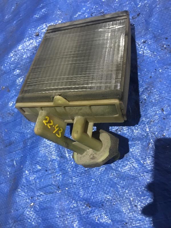 Радиатор отопителя Isuzu Elf AKR66E 4HF1