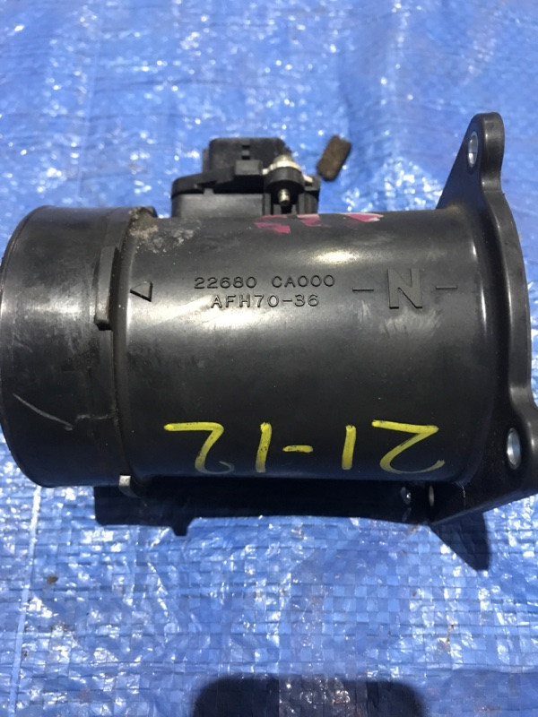 Датчик расхода воздуха Nissan Murano PNZ50 VQ35DE
