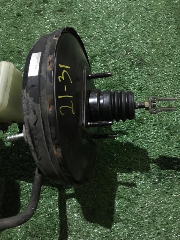Вакуумный усилитель тормоза и сцепления Toyota Vitz NCP10 2NZ-FE