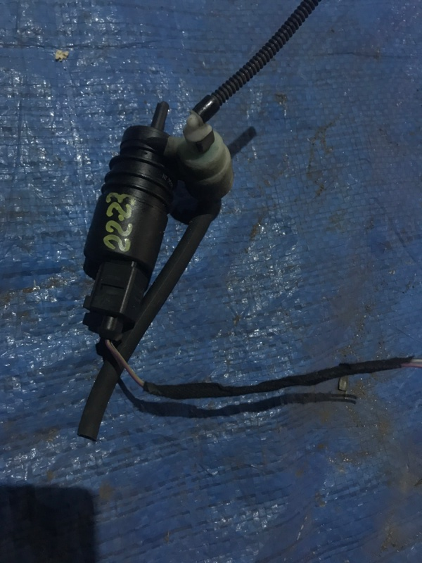 Мотор омывателя Mercedes-Benz B200 B170 266.940