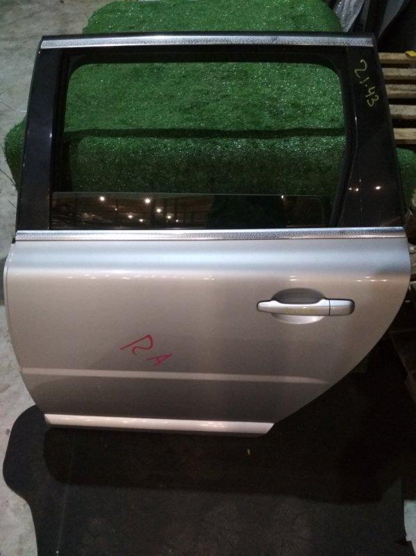 Дверь боковая Volvo V70 B5254T 2008 задняя левая