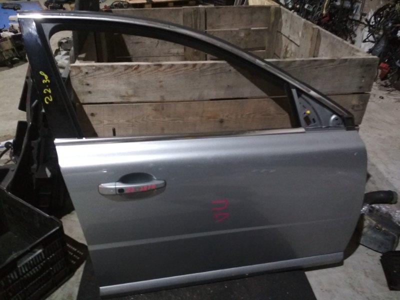 Дверь боковая Volvo V70 B4204T7 2012 передняя правая