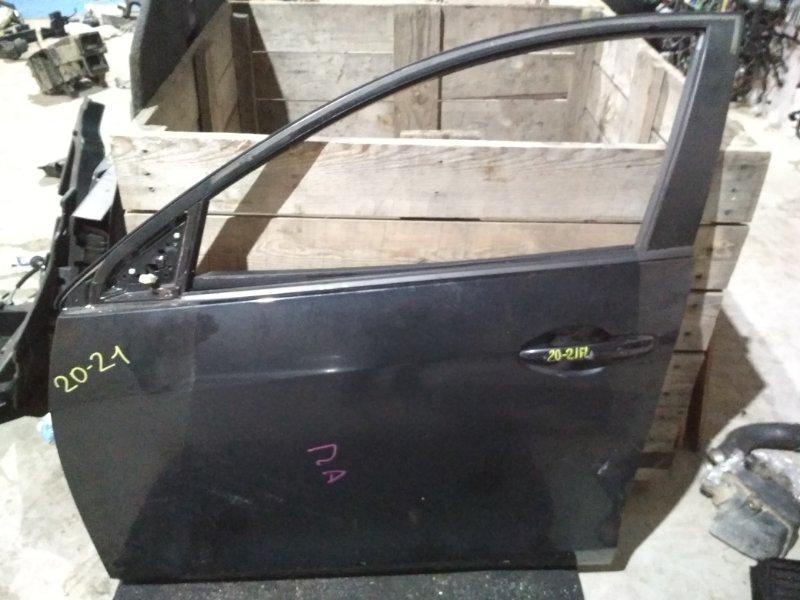 Дверь боковая Mazda Axela BLEFP LF передняя левая