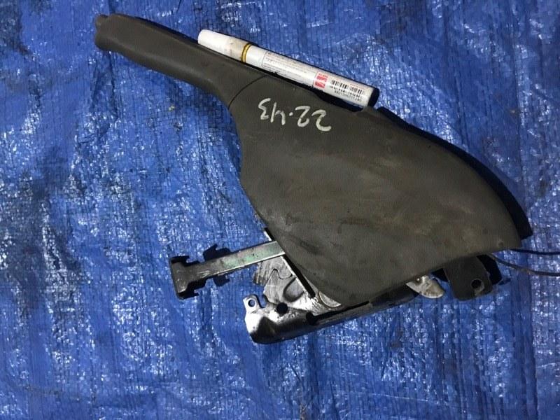 Рычаг ручного тормоза Isuzu Elf AKR66E 4HF1