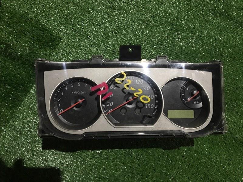 Комбинация приборов Nissan Bluebird Sylphy KG11 MR20