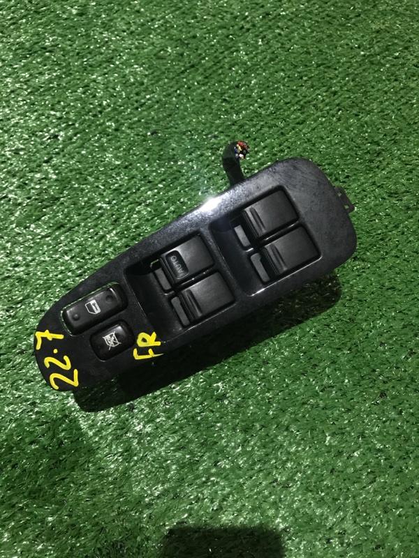 Блок управления стеклоподъемниками Toyota Estima ACR30W 2AZ-FE