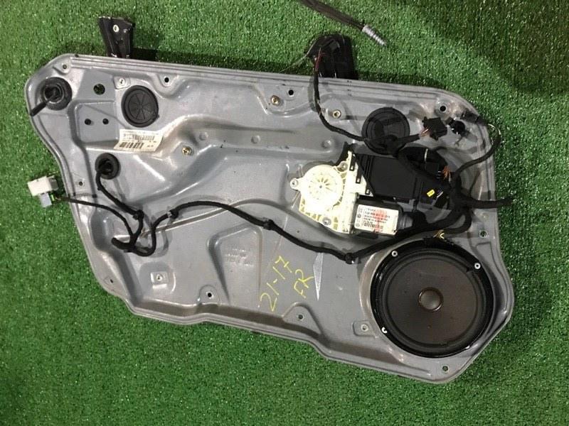 Стеклоподъемник Volkswagen Bora APK передний правый