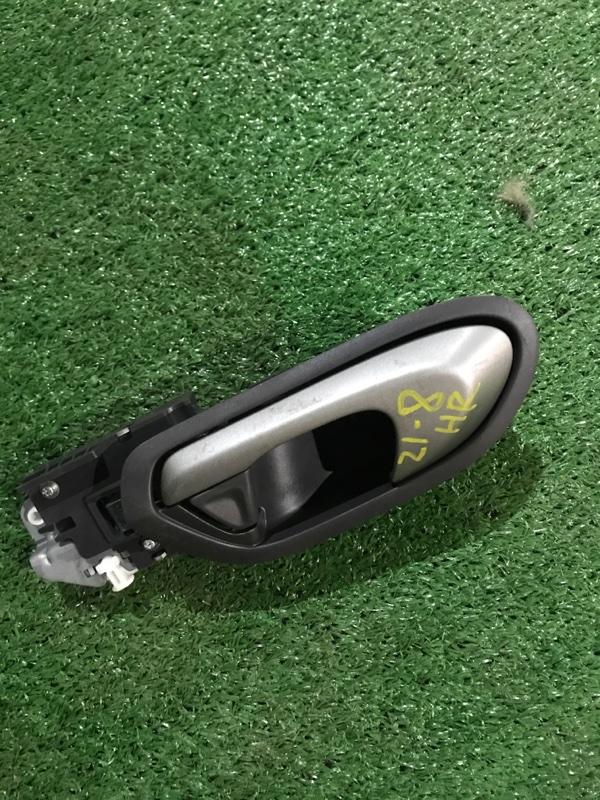 Ручка внутренняя Honda Civic Hybrid FD3 LDA1 задняя правая