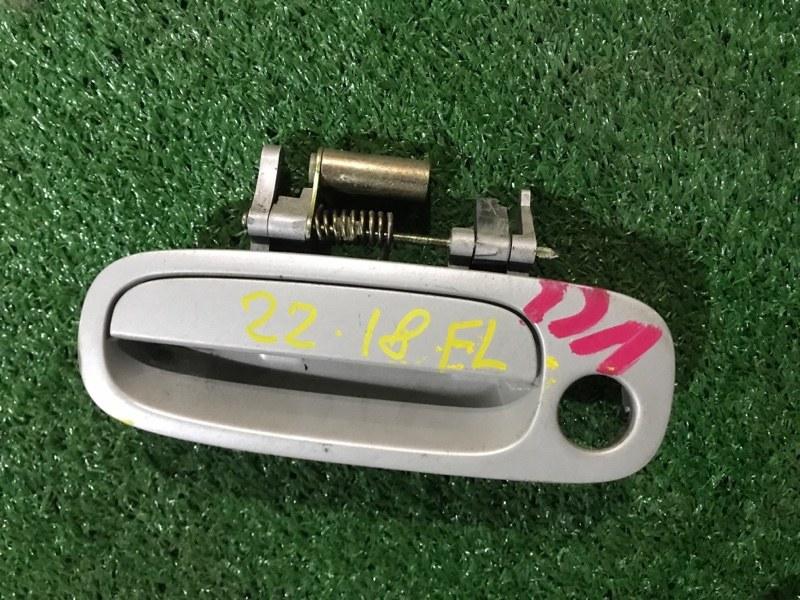 Ручка наружная Toyota Sprinter AE114 4A-FE передняя левая