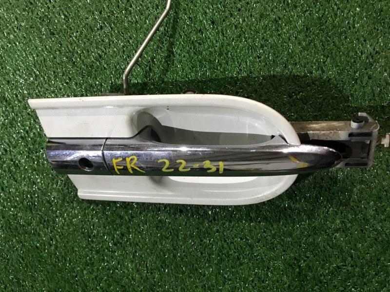 Ручка наружная Honda Elysion RR1 K24A передняя правая