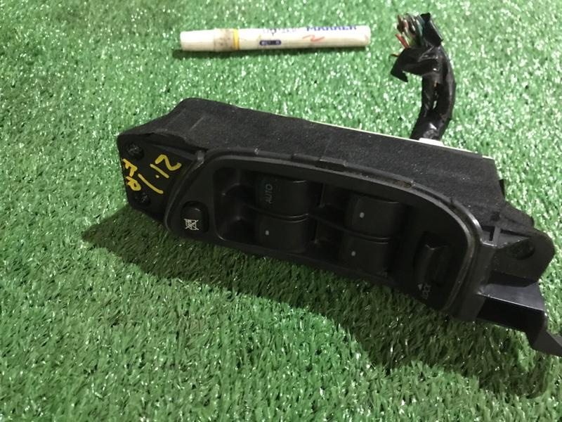 Блок управления стеклоподъемниками Subaru Legacy BP5 EJ20-T
