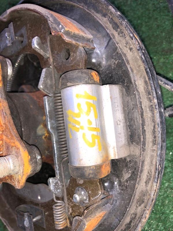 Рабочий тормозной цилиндр Suzuki Swift ZC72S K12B задний левый