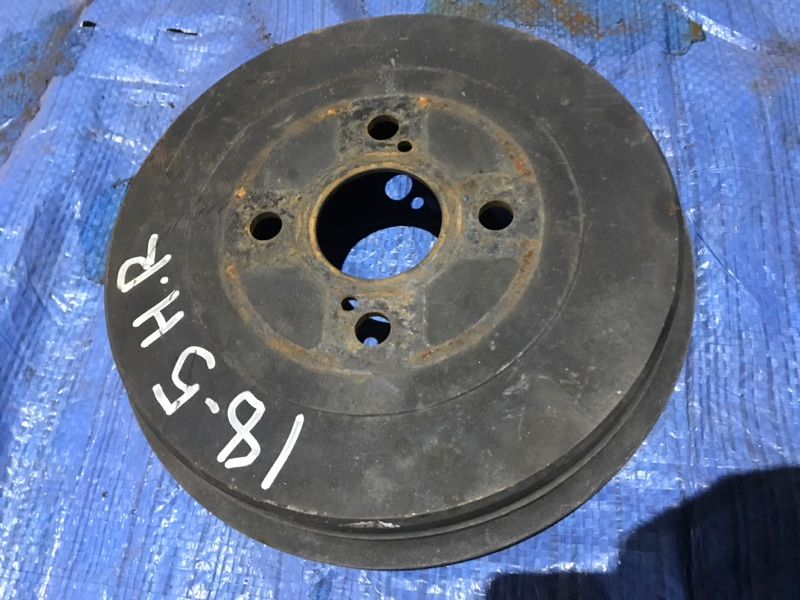 Барабан тормозной Toyota Sienta NCP85 1NZ-FE задний правый