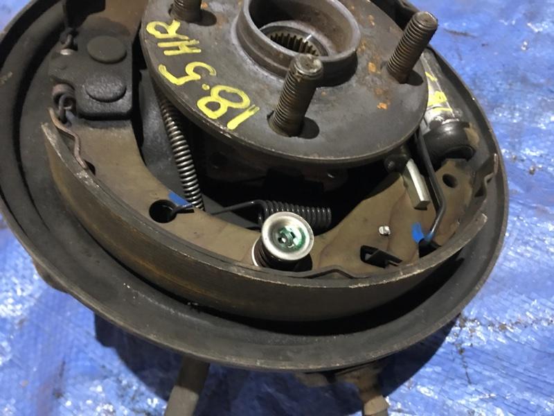 Механизм стояночного тормоза Toyota Sienta NCP85 1NZ-FE