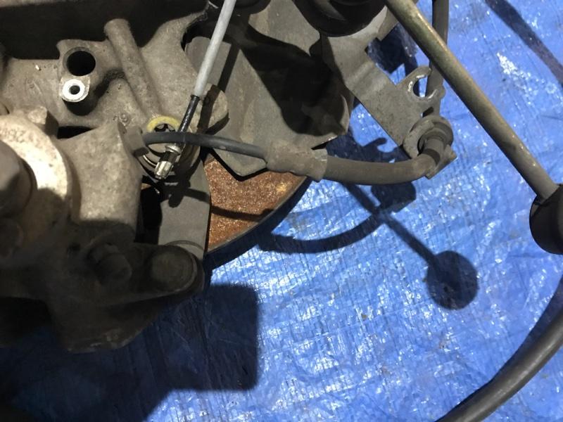 Шланг тормозной Peugeot 407 XFV (ES9A) 2002 задний правый