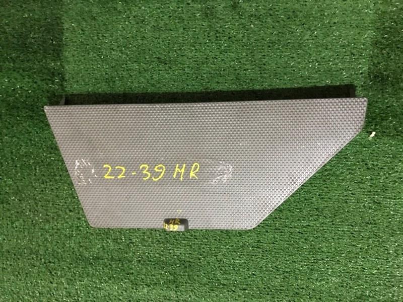 Обшивка багажника Mazda Premacy CREW LF задняя правая