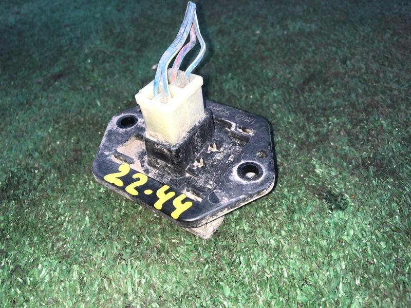 Реостат печки Isuzu Forward FRR34L4 6HK1-T 2006