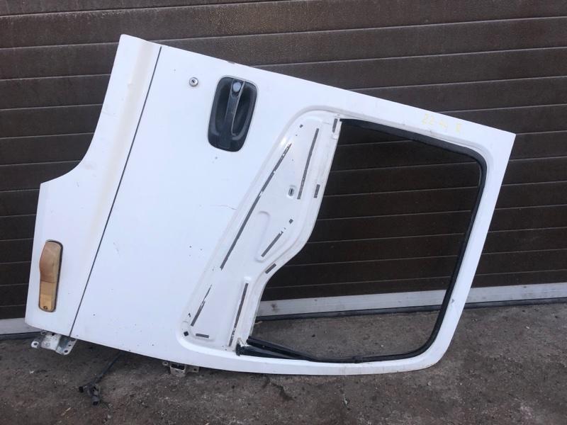 Дверь боковая Isuzu Forward FRR34L4 6HK1-T 2006 правая