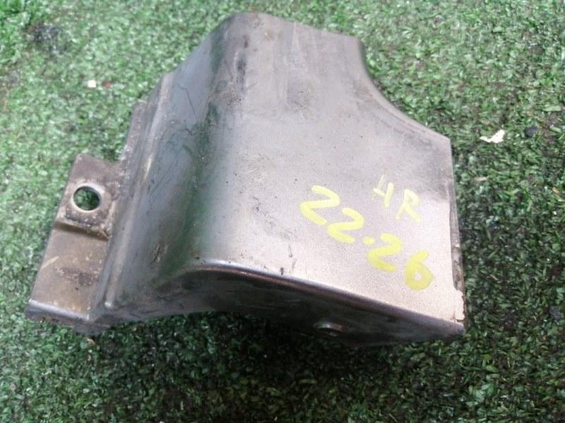 Накладка на крыло Honda Airwave GJ1 L15A задняя правая
