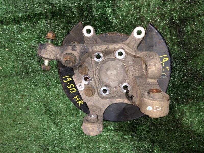 Кулак поворотный Nissan Teana J32 VQ25DE задний правый
