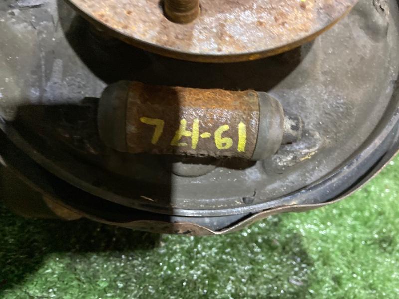 Рабочий тормозной цилиндр Nissan Ad VHNY11 QG18DE задний левый