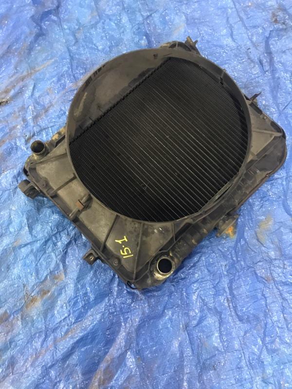 Радиатор двигателя Nissan Atlas BF22 Z16S