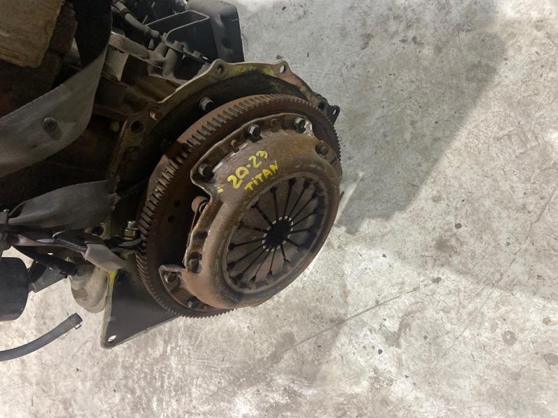 Корзина сцепления Mazda Titan WG5AT XA