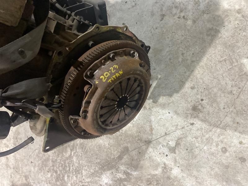 Диск сцепления Mazda Titan WG5AT XA
