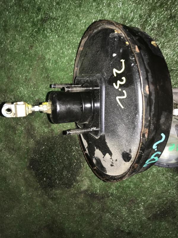 Вакуумный усилитель тормоза и сцепления Honda Z PA1 E07Z