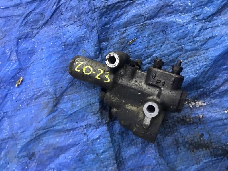 Распределитель тормозного усилия Mazda Titan WG5AT XA