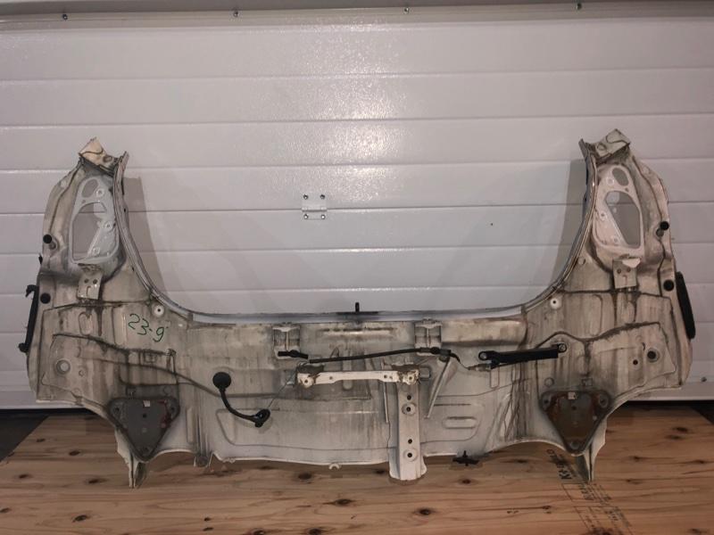 Задняя панель кузова Toyota Vitz NCP90 1NZ-FE