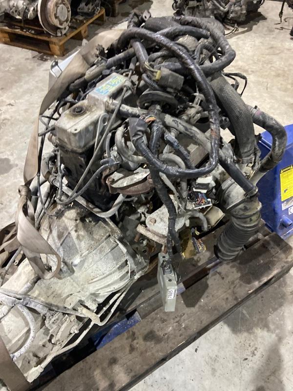Проводка двигателя Mitsubishi Delica PE8W 4M40