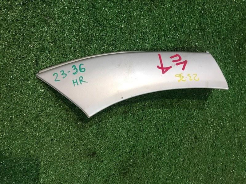 Накладка на крыло Toyota Cami J100E HC-EJ задняя правая