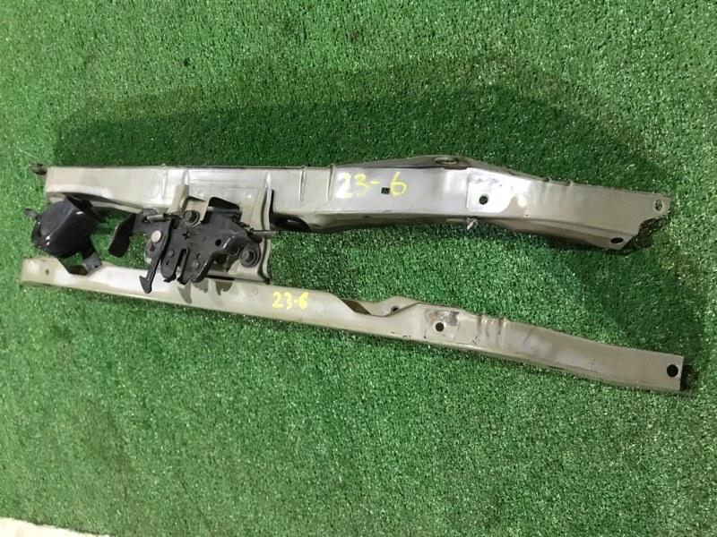 Рамка радиатора Nissan Cube BZ11 CR14DE RE4F03B FQ40