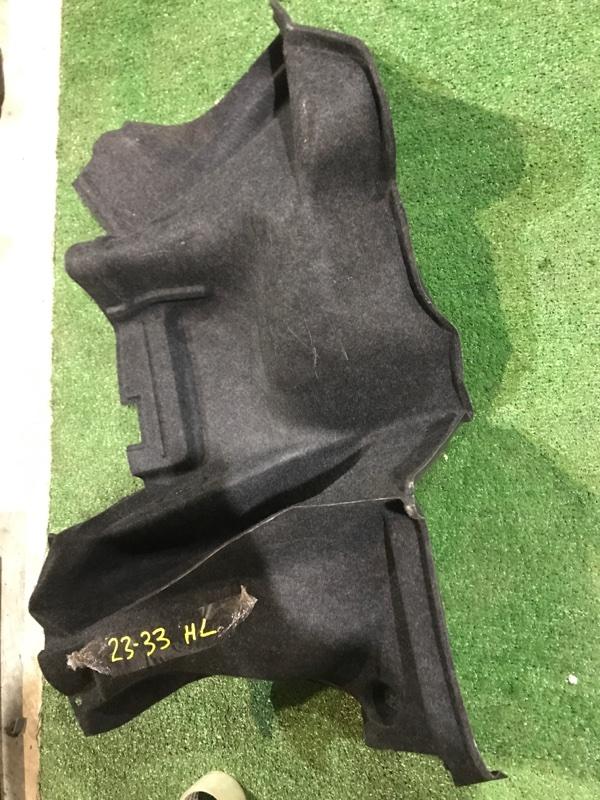 Обшивка багажника Nissan Bluebird Sylphy QNG10 QG18DE задняя левая