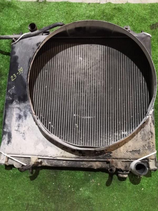 Радиатор двигателя Mitsubishi Delica PE8W 4M40
