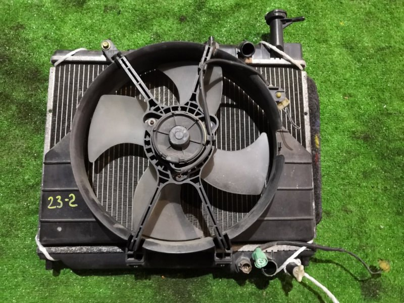 Радиатор двигателя Honda Z PA1 E07Z