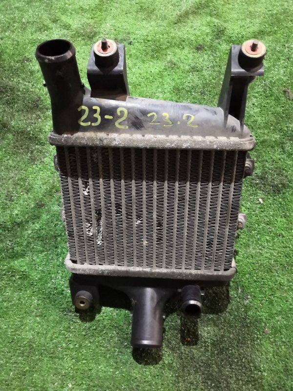 Радиатор интеркулера Honda Z PA1 E07Z