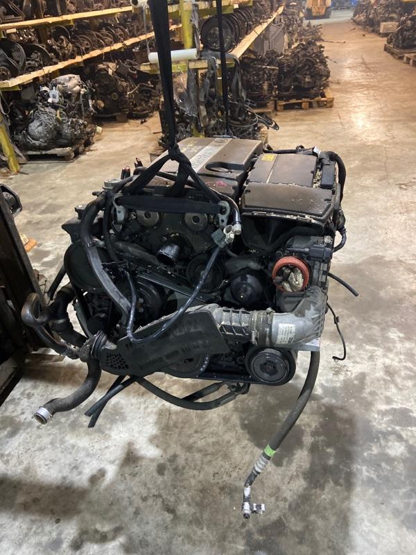 Двигатель Mercedes-Benz C180 Kompressor 203.046 271.946 2004
