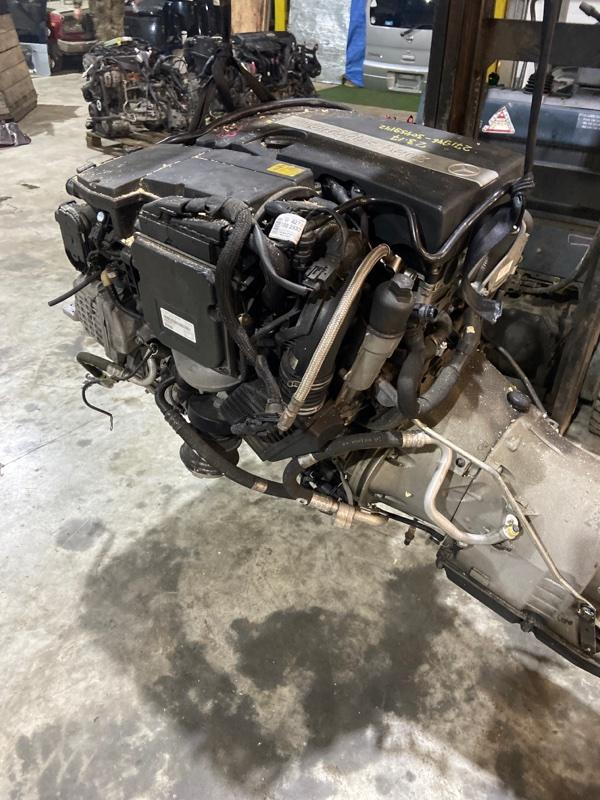 Проводка двигателя Mercedes-Benz C180 Kompressor 203.046 271.946 2004