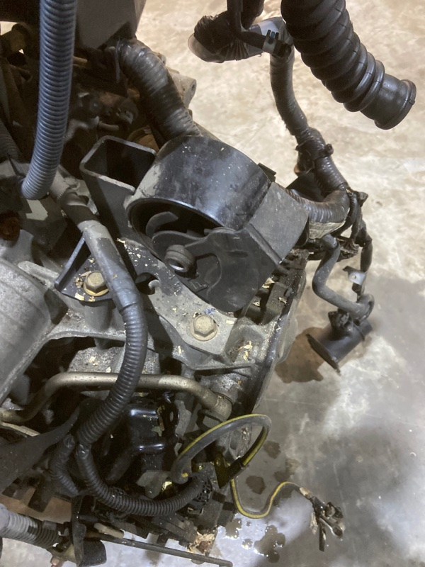 Подушка двигателя Nissan Wingroad WFY11 QG15DE