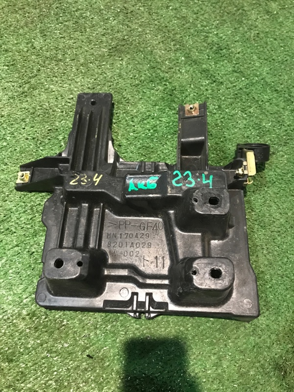 Крепление аккумулятора Mitsubishi Colt Z22A 4A90