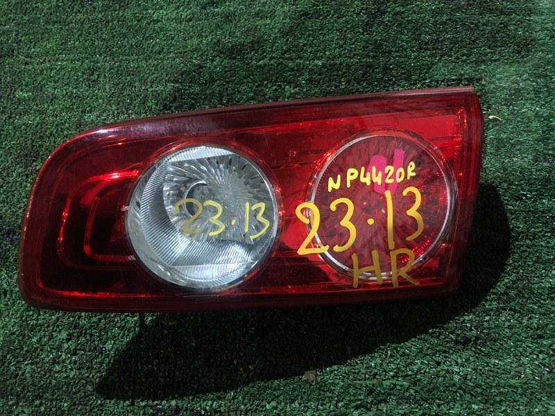 Фонарь в крышку багажника Mazda Demio DY3W ZJ-VE правый