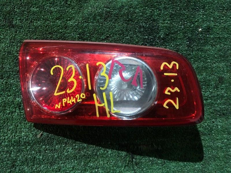 Фонарь в крышку багажника Mazda Demio DY3W ZJ-VE левый