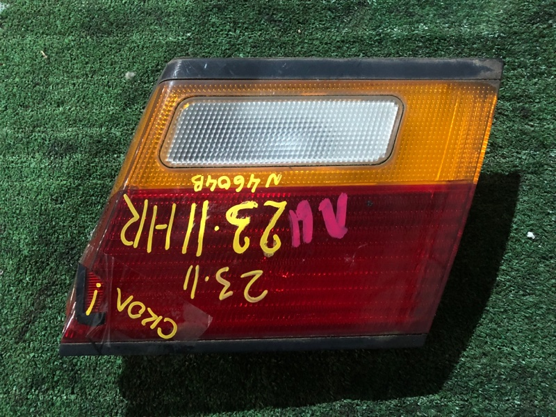 Фонарь в крышку багажника Nissan Primera P10 SR18DE правый