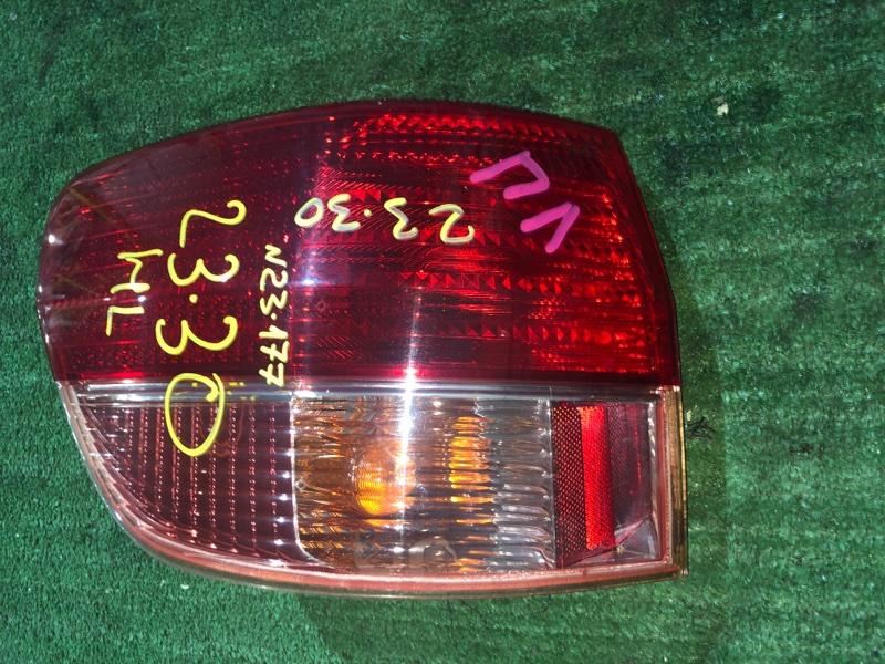 Фонарь стоп-сигнала Toyota Vista Ardeo ZZV50 1ZZ-FE левый